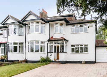 Thumbnail 5 bed semi-detached house for sale in Sandhurst Road, Orpington, London