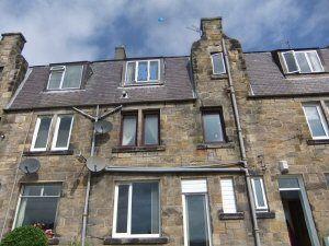 Thumbnail 2 bed flat to rent in Allanlea Terrace, Dunfermline