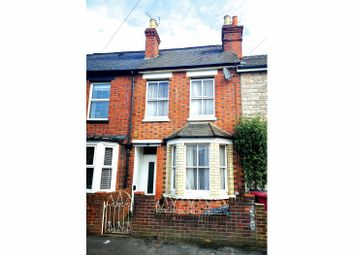 Thumbnail 2 bed terraced house for sale in Stone Road, Reading