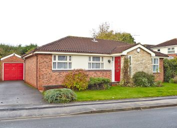 Thumbnail 3 bedroom detached bungalow for sale in Broughton Way, York