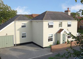 Thumbnail 4 bed cottage for sale in Finningham Road, Old Newton, Stowmarket