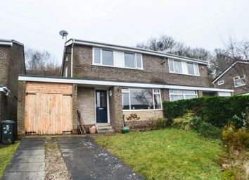 Thumbnail 3 bed semi-detached house for sale in Rowan Grove, Prudhoe
