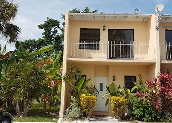 Thumbnail 2 bed apartment for sale in Westward Villas Subdivision, Nassau, The Bahamas