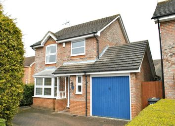 Thumbnail 3 bed detached house to rent in Hop Garden Road, Hook