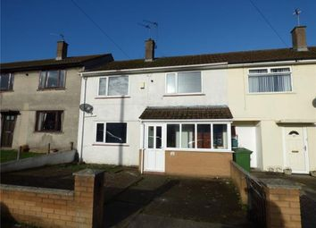 Thumbnail 3 bed terraced house for sale in Springfield Road, Carlisle, Cumbria