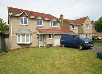 Thumbnail 4 bed detached house to rent in Baileys Mead Road, Stapleton, Bristol