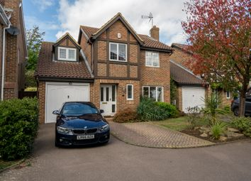 Thumbnail 4 bed detached house for sale in Beacon Close, Stone, Aylesbury