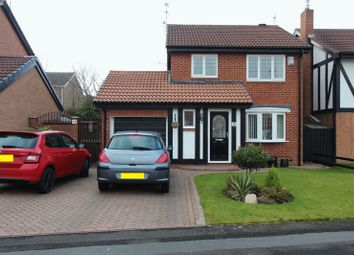 Thumbnail 3 bedroom detached house for sale in Bordeaux Close, Doxford, Sunderland