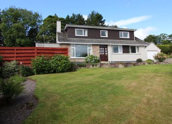 Thumbnail 4 bed detached house for sale in Kennedy Drive, Inverness