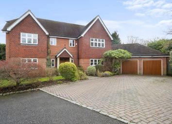 Thumbnail 5 bed detached house to rent in Simmons Gate, Esher