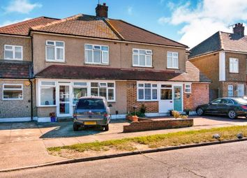 Thumbnail 4 bed semi-detached house for sale in Grays, Thurrock, Essex