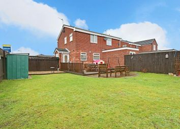 2 bed semi-detached house for sale in Downfield Avenue, Near Dunswell, Hull, East Yorkshire HU6