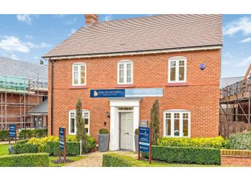 Thumbnail 4 bed detached house for sale in Hazelhurst Way, Tarporley