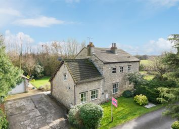 Thumbnail 4 bed detached house for sale in Mill Lane, South Milford, Leeds