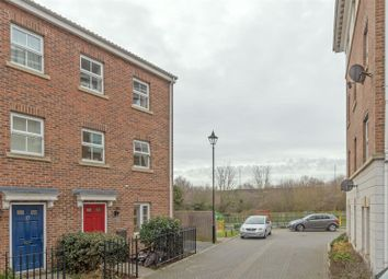 Thumbnail 5 bed town house for sale in Agate Court, Sonora Fields, Sittingbourne