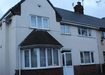 Thumbnail 3 bed semi-detached house to rent in Finchfield Lane, Finchfield, Wolverhampton
