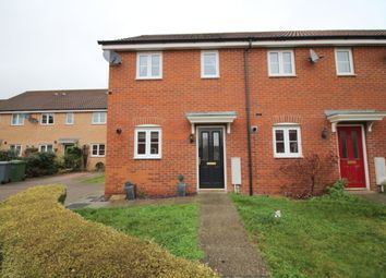 Thumbnail 2 bed end terrace house for sale in Windsor Park Gardens, Norwich