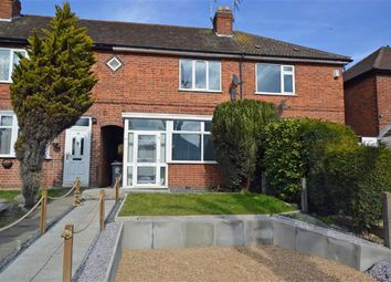 Thumbnail 2 bed town house for sale in Anstey Lane, Leicester