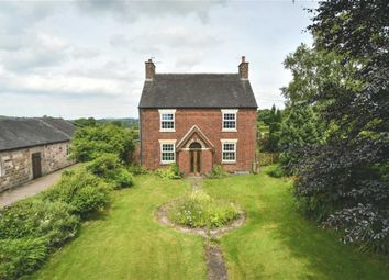 Thumbnail 4 bed detached house for sale in Chapel Lane, Gratton, Endon, Stoke-On-Trent