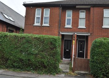 Thumbnail 2 bed flat to rent in Winsor Road, Totton, Southampton