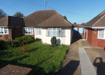 Thumbnail 2 bedroom bungalow to rent in Toddington Road, Luton