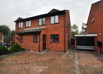 Thumbnail 2 bed semi-detached house to rent in Dukes Lane, Hitchin
