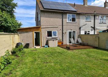 Thumbnail 3 bed end terrace house for sale in Peverell Close, Henbury, Bristol