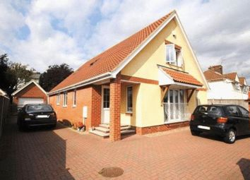 Thumbnail 4 bed detached bungalow for sale in Yarmouth Road, Thorpe St. Andrew, Norwich
