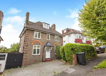Thumbnail 5 bed detached house for sale in Pollards Hill West, London