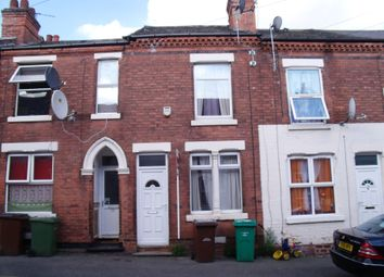 Thumbnail 3 bed terraced house to rent in Baden Powell Road, Sneinton