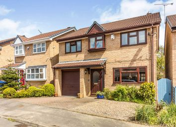 Thumbnail 4 bed detached house for sale in Thorpefield Close, Thorpe Hesley, Rotherham, South Yorkshire