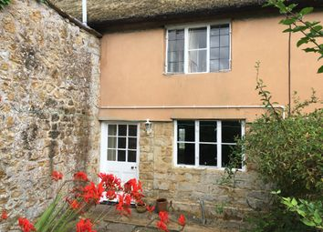 Thumbnail 1 bed cottage to rent in Stocklinch, Ilminster