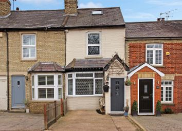 Thumbnail 2 bed cottage for sale in London Road, Shenley, Radlett
