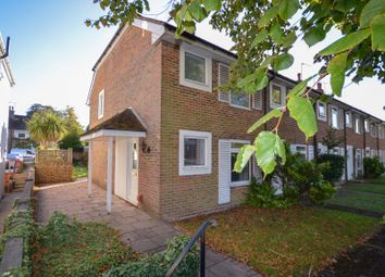 Thumbnail 2 bed end terrace house to rent in Rectory Cottages, West Street, Storrington