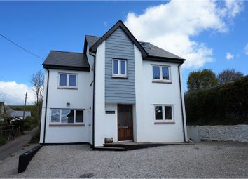 Thumbnail 5 bedroom detached house for sale in Popes Lane, Crediton
