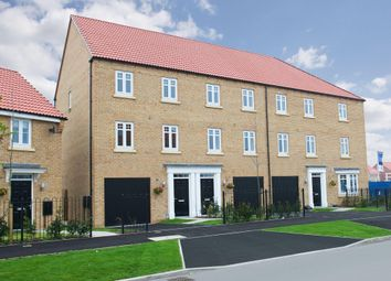 """Thumbnail 3 bedroom end terrace house for sale in """"Houghton"""" at Yafforth Road, Northallerton"""