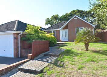 Thumbnail 3 bed detached bungalow for sale in Ferndale Road, New Milton