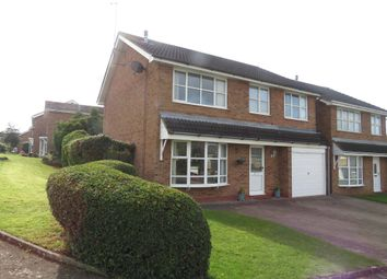 Thumbnail 5 bed detached house for sale in Obelisk Rise, Kingsthorpe, Northampton