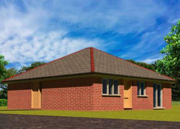 Thumbnail 3 bed detached bungalow for sale in The Green, Westfield Lane, Mansfield