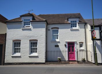 Thumbnail 3 bed detached house for sale in The Square, Westbourne, Emsworth