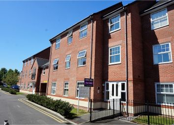 Thumbnail 2 bedroom flat for sale in Black Diamond Park, Chester
