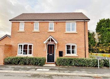 3 bed detached house for sale in Greyhound Road, Holbrooks, Coventry CV6