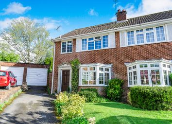 Thumbnail 3 bed semi-detached house for sale in Chestnut Rise, Chandlers Ford, Eastleigh
