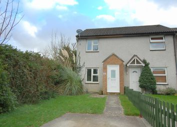 Thumbnail 3 bed terraced house for sale in Kirkstall Close, Plymouth