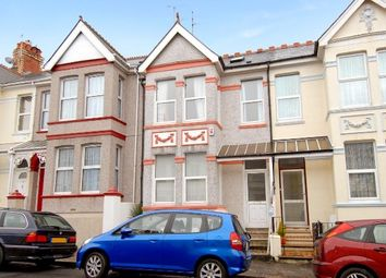 Thumbnail 4 bed terraced house to rent in Belair Road, Plymouth