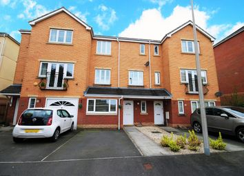 Thumbnail 4 bed town house for sale in Enbourne Drive, Pontprennau, Cardiff