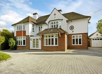 Thumbnail 5 bed detached house for sale in Bishops Lodge, 129 Forest Road, Tunbridge Wells, Kent