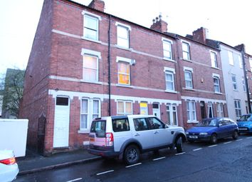 Thumbnail 3 bed terraced house for sale in Beckenham Road, Nottingham