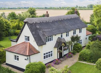 Thumbnail 3 bed detached house for sale in Whaddon, Royston, Cambridgeshire