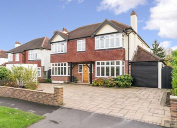Thumbnail 5 bed detached house to rent in Gatesden Road, Bookham